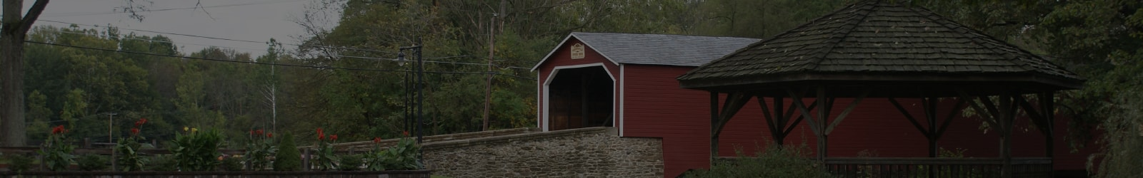 Biannual Kreidersville Covered Bridge Festival