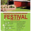 Biannual Kreidersville Covered Bridge Festival